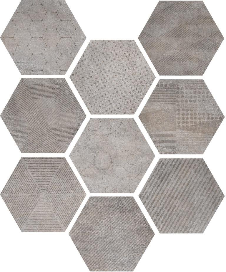 single hexagon tiles - 768×926